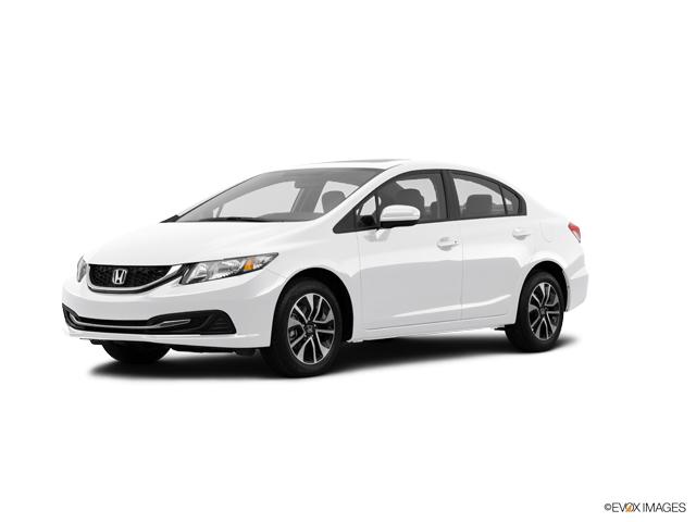 2014 Honda Civic Sedan Vehicle Photo in Harrisburg, PA 17112