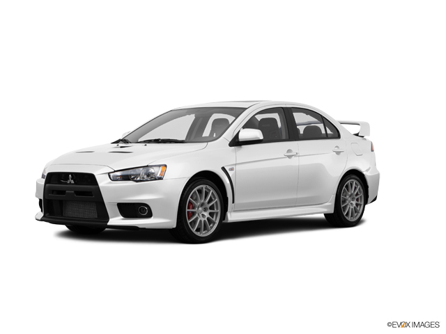 2014 Mitsubishi Lancer Evolution Vehicle Photo In Cleveland, OH 44115