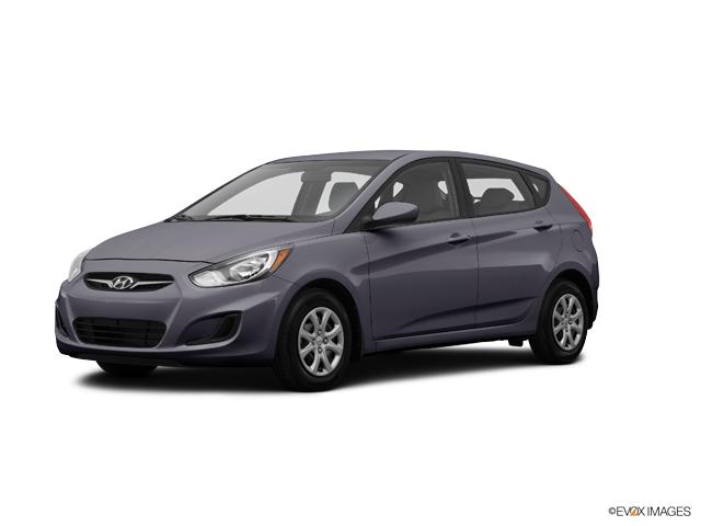 Lancaster Triathlon Gray Metallic 2014 Hyundai Accent: Used Car for