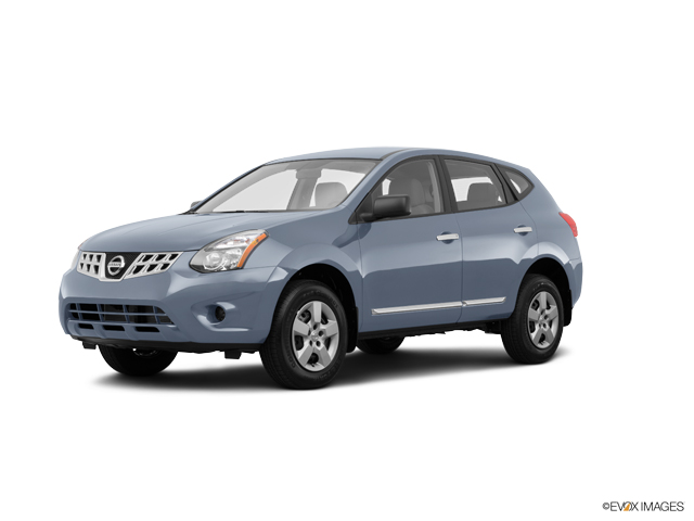 2014 Nissan Rogue Select Vehicle Photo in Casper, WY 82609