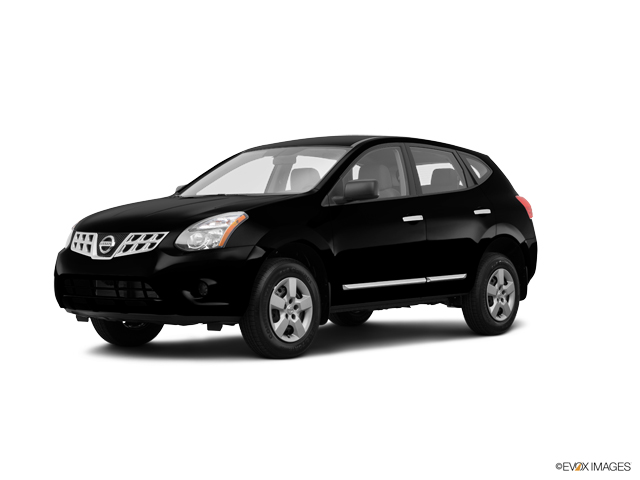 2014 Nissan Rogue Select Vehicle Photo in Midlothian, VA 23112