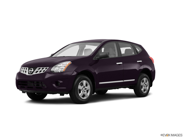 2014 Nissan Rogue Select Vehicle Photo in Edinburg, TX 78539
