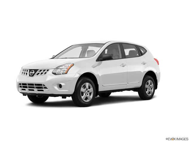 2014 Nissan Rogue Select Vehicle Photo in Oklahoma City, OK 73114