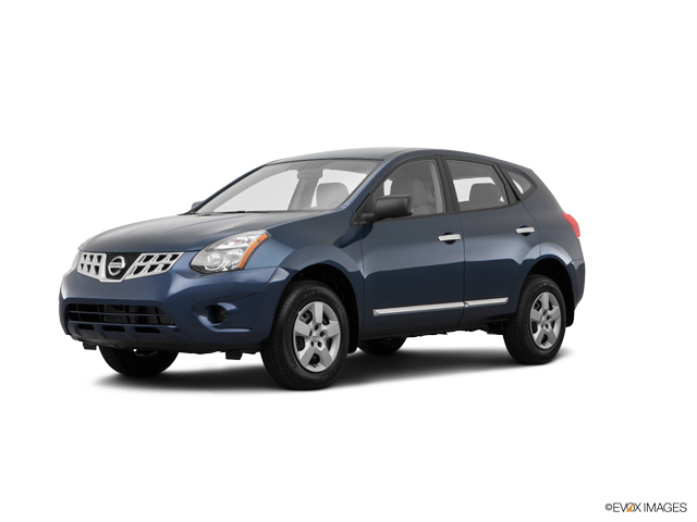 2014 Nissan Rogue Select Vehicle Photo in Beaufort, SC 29906