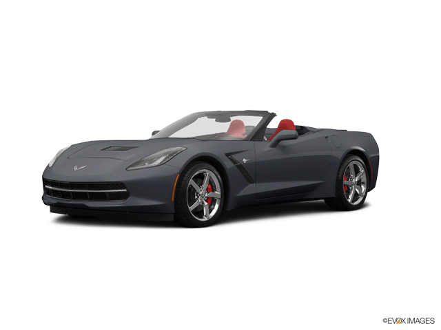 2014 Chevrolet Corvette Stingray Vehicle Photo in Joliet, IL 60435