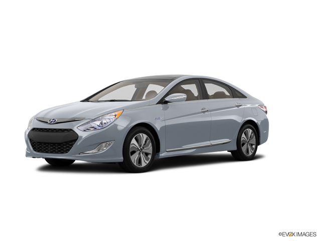 2014 Hyundai Sonata Hybrid Vehicle Photo in Beaufort, SC 29906