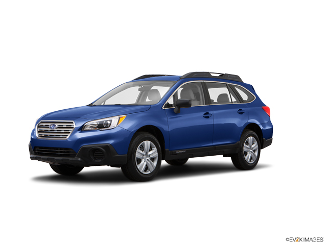 2015 Subaru Outback Vehicle Photo in Casper, WY 82609