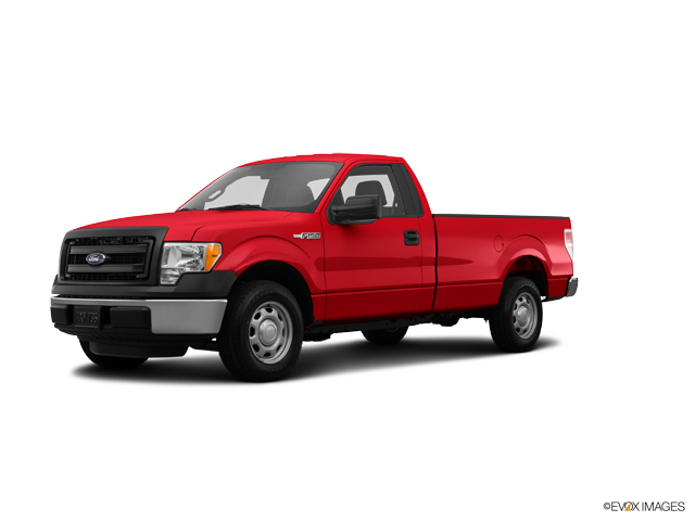 2014 Ford F-150 Vehicle Photo in Watertown, CT 06795
