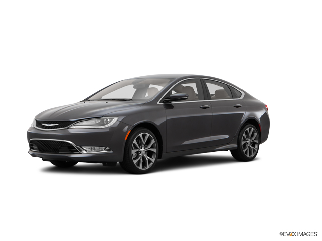 2015 Chrysler 200 Vehicle Photo in Salem, VA 24153