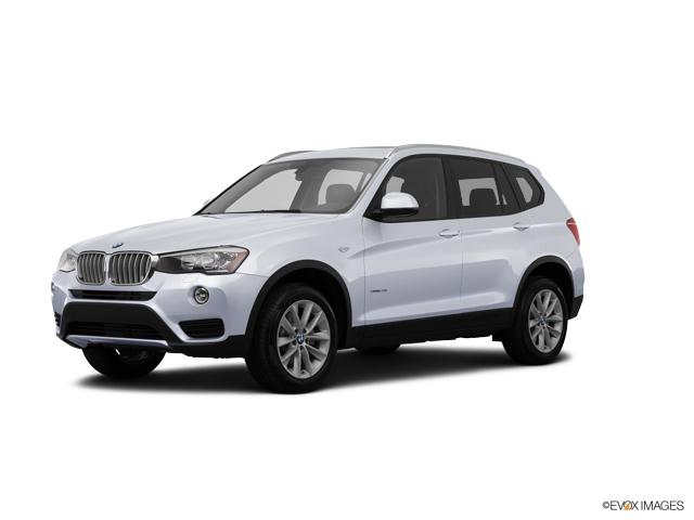 2015 BMW X3 xDrive28d Vehicle Photo in Charleston, SC 29407