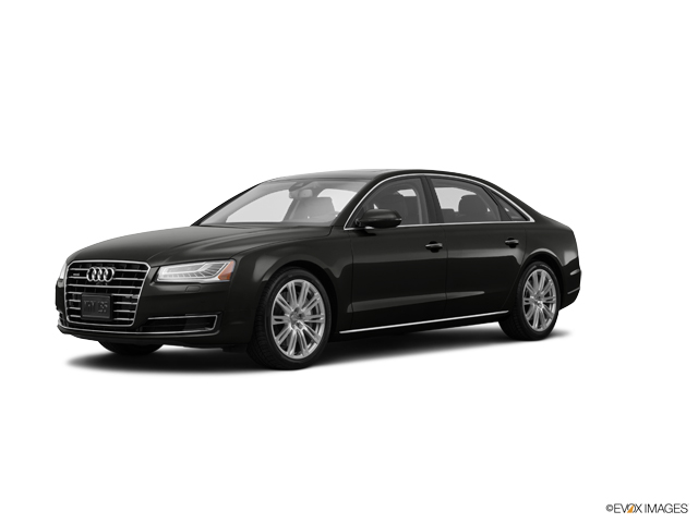 2015 Audi A8 L Vehicle Photo in Chapel Hill, NC 27514
