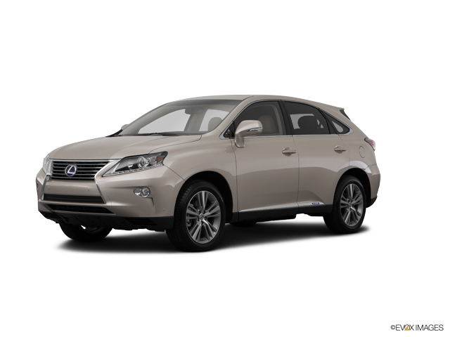 2015 Lexus RX 450h Vehicle Photo in Duluth, GA 30096