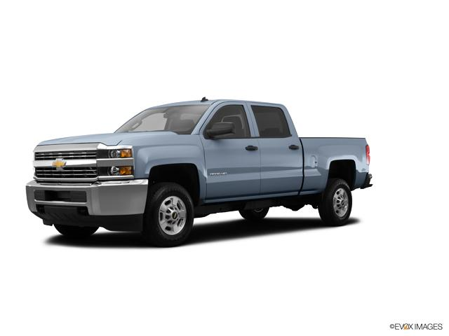 2015 Chevrolet Silverado 2500HD Built After Aug 14 Vehicle Photo in Danville, KY 40422