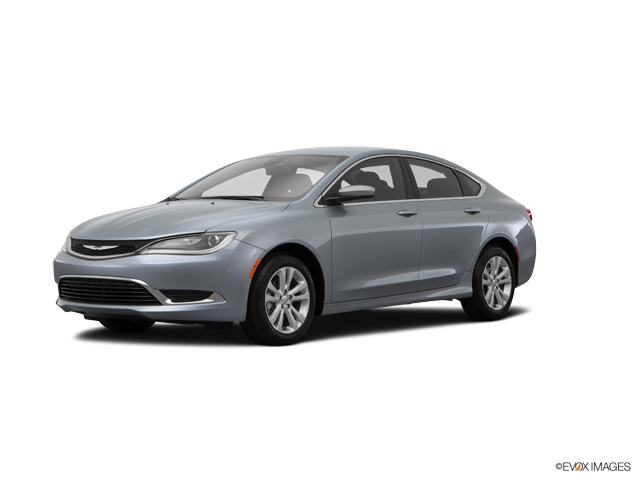 2015 Chrysler 200 Vehicle Photo in Spokane, WA 99207