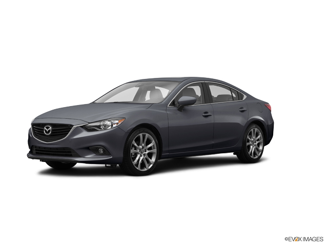 2015 Mazda Mazda6 Vehicle Photo in Beaufort, SC 29906