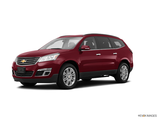 2015 Chevrolet Traverse Vehicle Photo in Plainfield, IL 60586-5132