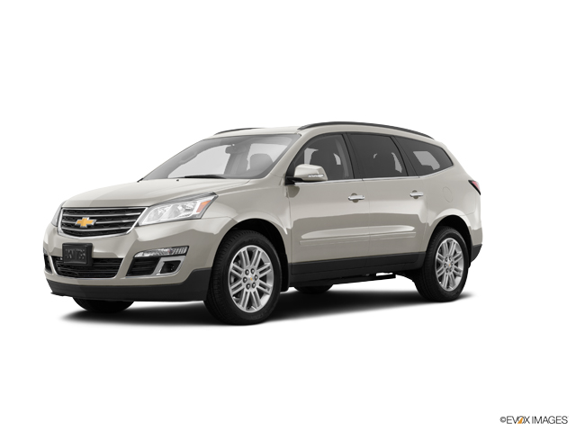 2015 Chevrolet Traverse Vehicle Photo in Joliet, IL 60586