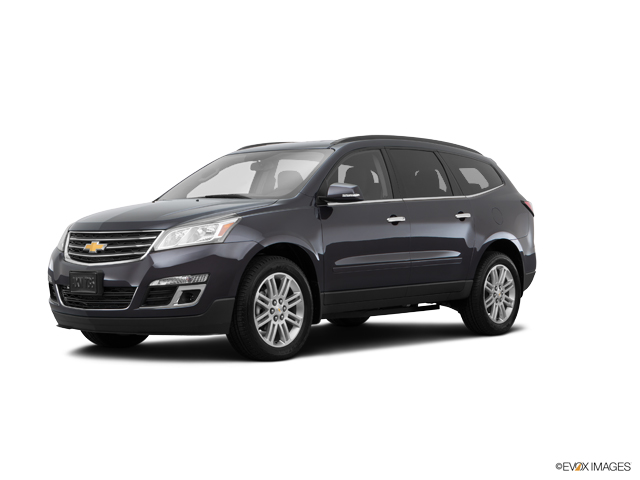2015 Chevrolet Traverse Vehicle Photo in Owensboro, KY 42303