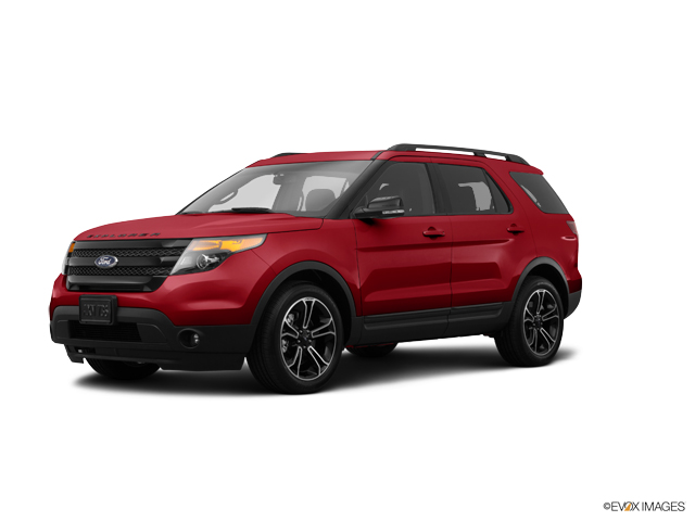 2015 Ford Explorer Vehicle Photo in Portland, OR 97225