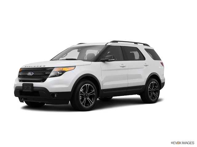 2015 Ford Explorer Vehicle Photo in Johnston, RI 02919