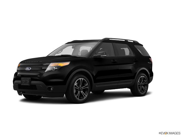 2015 Ford Explorer Vehicle Photo in Lake Bluff, IL 60044