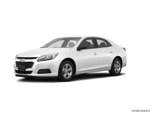 Summit White 2015 Chevrolet Malibu for Sale at Bergstrom Automotive