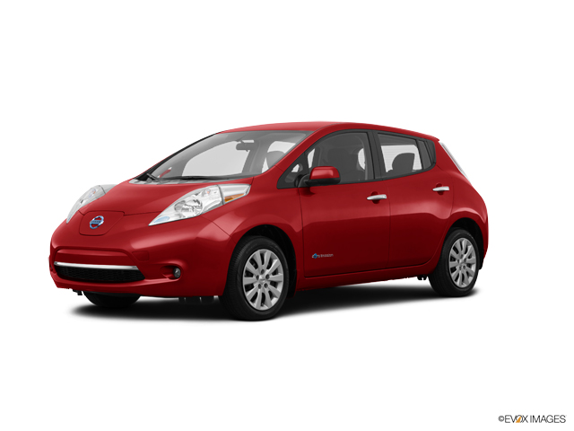 2015 Nissan LEAF Vehicle Photo in Rockford, IL 61107