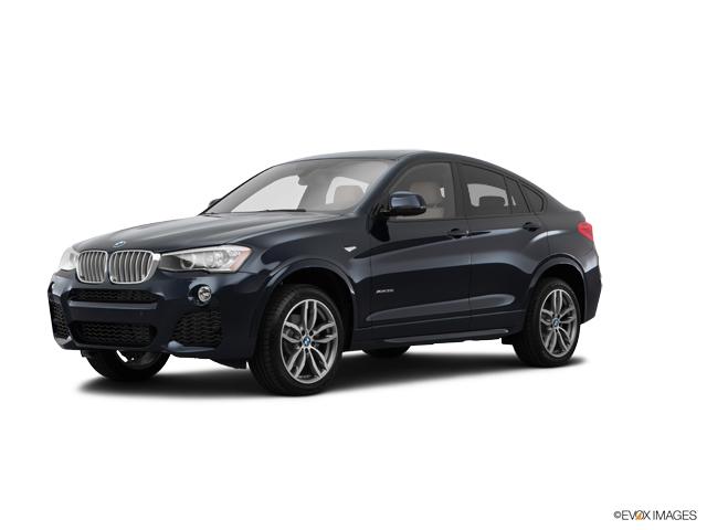 2015 BMW X4 xDrive28i Vehicle Photo in Chapel Hill, NC 27514