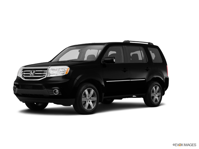 2015 Honda Pilot Vehicle Photo in Joliet, IL 60435