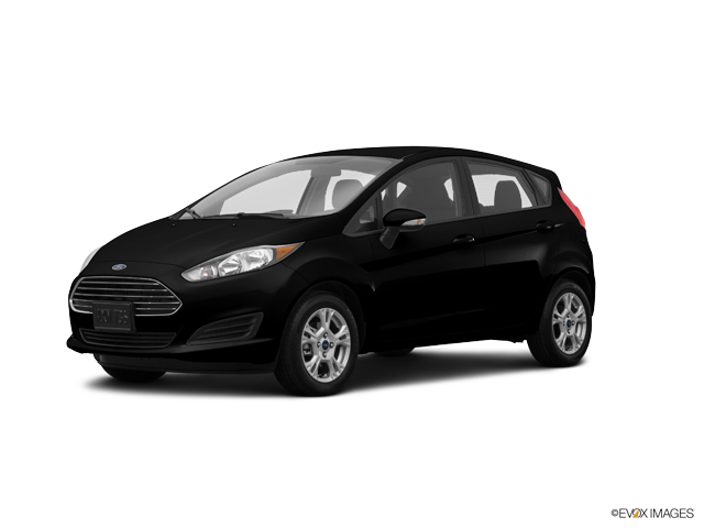 2015 Ford Fiesta Vehicle Photo in Redding, CA 96002