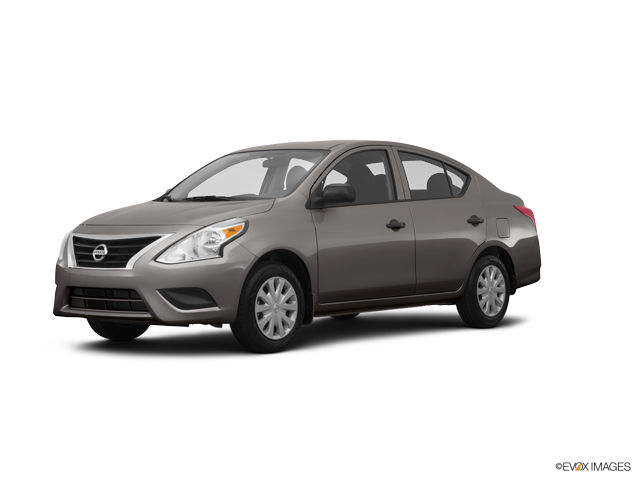 2015 Nissan Versa Vehicle Photo in Manassas, VA 20109