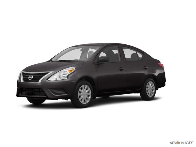 2015 Nissan Versa Vehicle Photo in Austin, TX 78759