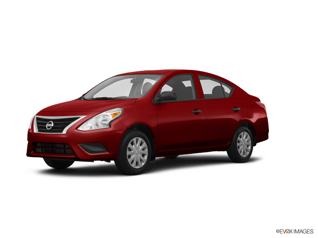 2015 Nissan Versa Vehicle Photo in Edinburg, TX 78539