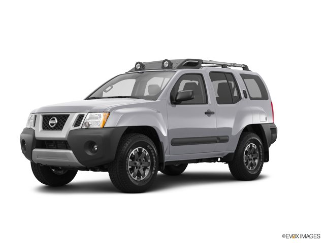 2014 Nissan Xterra Vehicle Photo in Honolulu, HI 96819