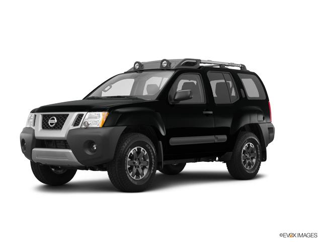 2014 Nissan Xterra Vehicle Photo in Charleston, SC 29407
