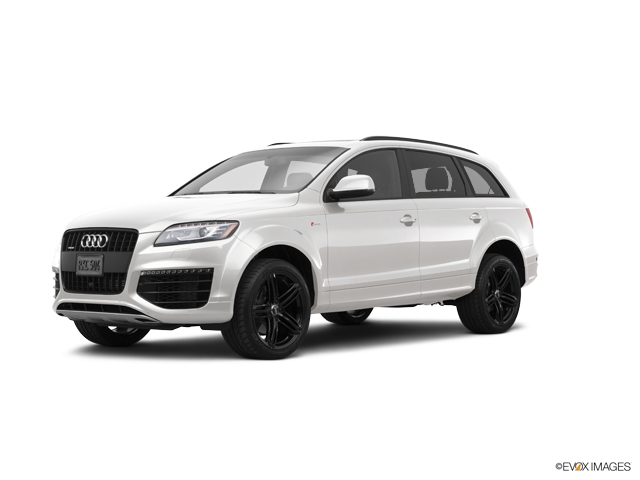 2015 Audi Q7 Vehicle Photo in Austin, TX 78759
