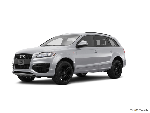 2015 Audi Q7 Vehicle Photo in Fort Worth, TX 76116