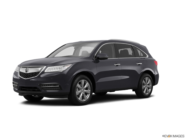 Used 2015 Acura MDX Advance Entertainment Pkg for Sale