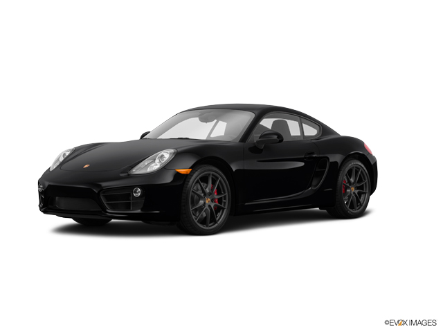 2015 Porsche Cayman Vehicle Photo in Rockford, IL 61107