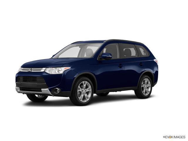 2015 Mitsubishi Outlander Vehicle Photo in Detroit Lakes, MN 56501