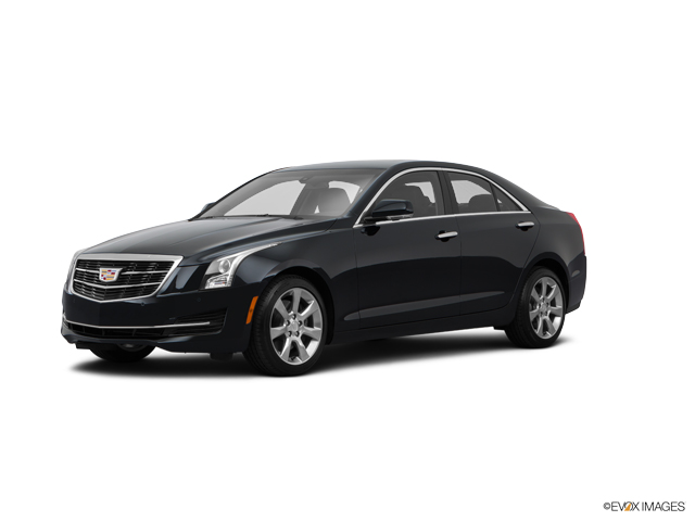 2015 Cadillac ATS Sedan Vehicle Photo in Madison, WI 53713