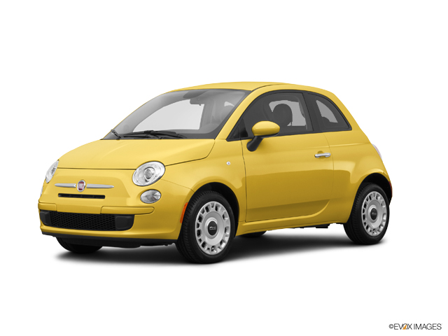 2015 FIAT 500 Vehicle Photo in Fayetteville, NC 28303