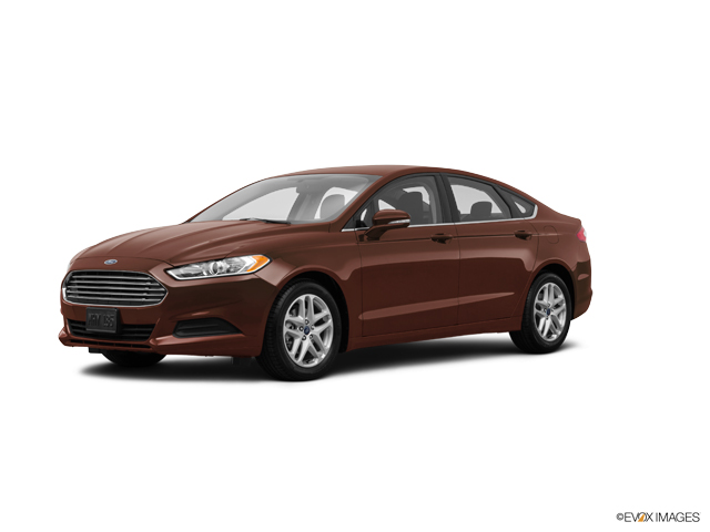 Used Car 2015 Bronze Fire Metallic Tinted Clearcoat Ford Fusion SE