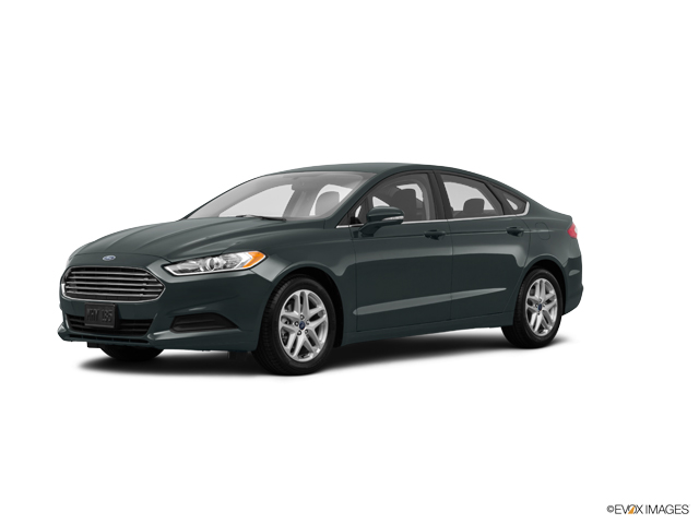 2015 Ford Fusion Vehicle Photo in Midlothian, VA 23112