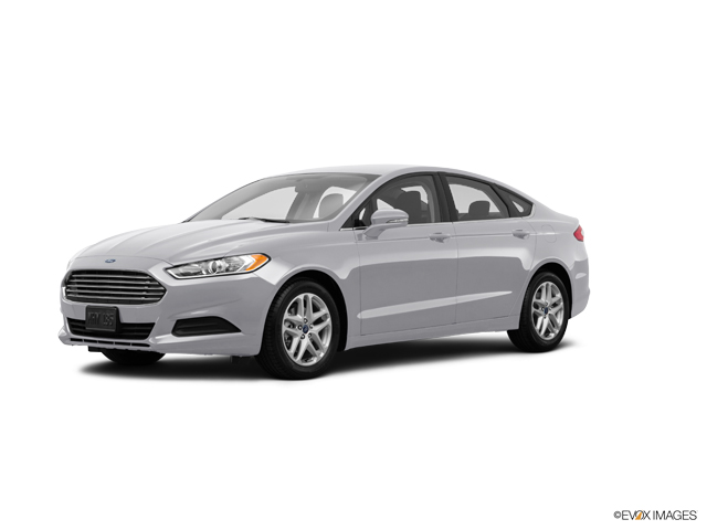 2015 Ford Fusion Vehicle Photo in Rockford, IL 61107