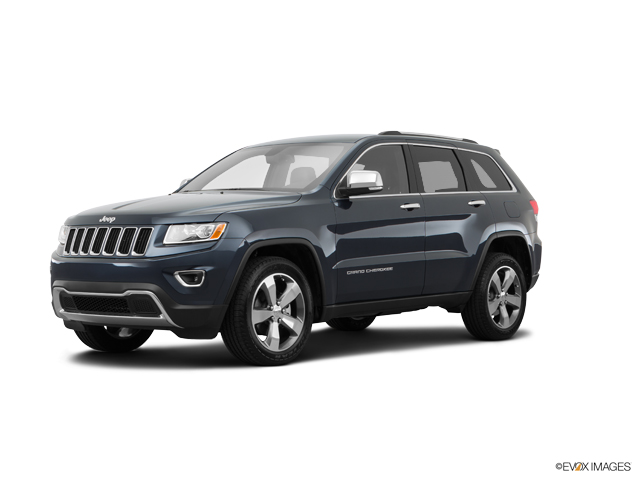2015 Jeep Grand Cherokee Vehicle Photo in Madison, WI 53713