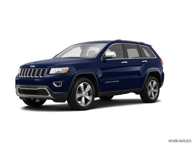 2015 Jeep Grand Cherokee Vehicle Photo in Greensboro, NC 27405