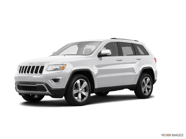 2015 Jeep Grand Cherokee Vehicle Photo in Plainfield, IL 60586-5132