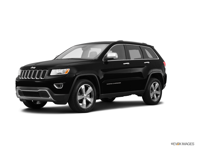 2015 Jeep Grand Cherokee Vehicle Photo in Casper, WY 82609