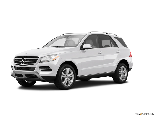 2015 Mercedes-Benz M-Class Vehicle Photo in Houston, TX 77079